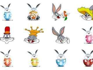 迪士尼卡通兔子桌面PN