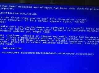 笔记本蓝屏重装系统教程