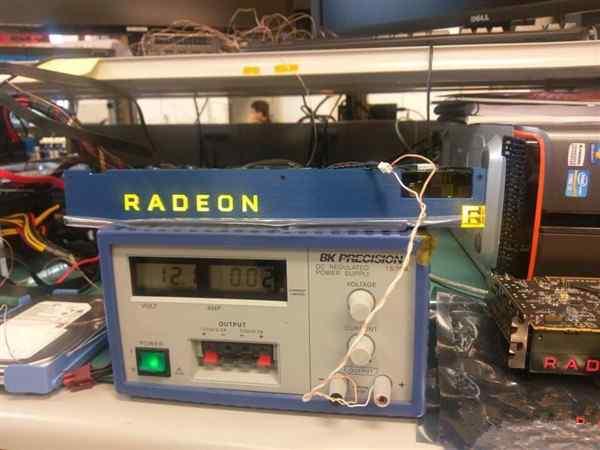 Radeon RX Vega Frontier Edition