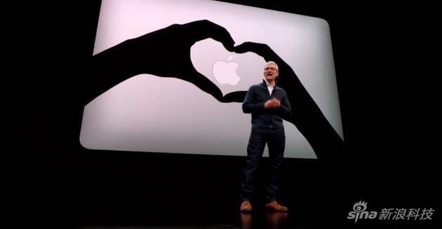 新款MacBook Air发布 终于采用视网膜屏幕了