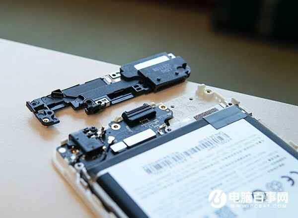 魅蓝Note5手机拆解图文详细教程