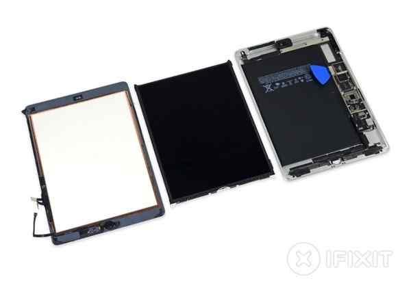 新iPad拆解