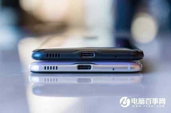 HTC U Ultra底部外观