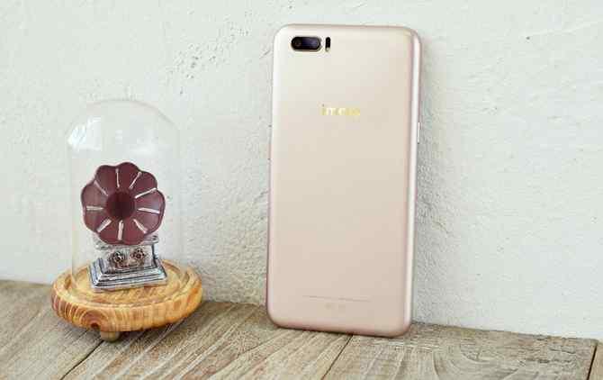 imoo C1手机背面外观