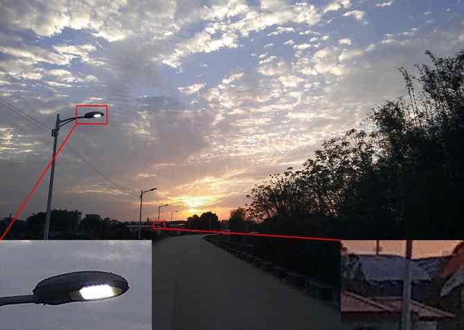 努比亚M2拍照样照