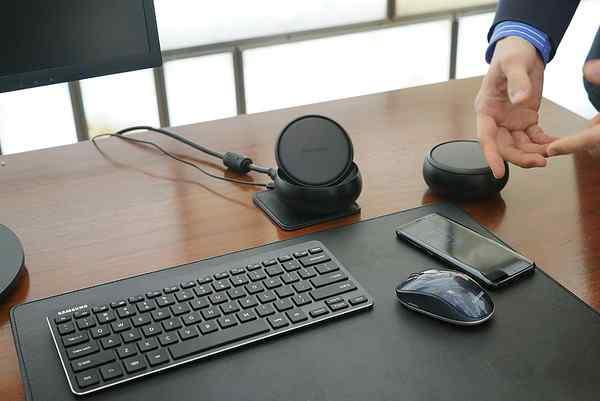 三星DeX:手机秒变电脑