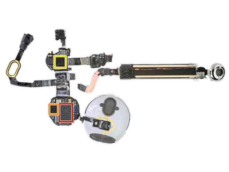苹果无线耳机airpods拆机图解评测