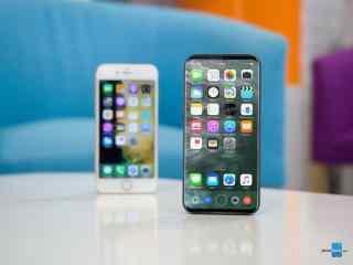 新版iPhone 8将采用曲面屏