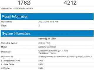 三星新机现身Geekbench 疑似搭载骁龙840