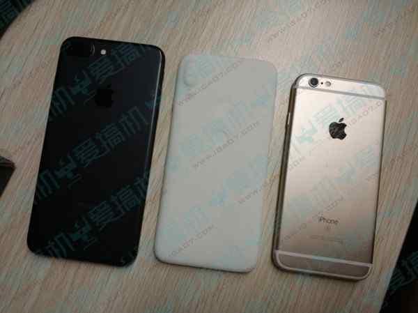 比iPhone 8先曝光的是iPhone 7c 超高屏占比