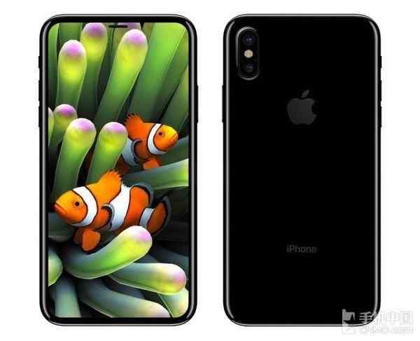 iPhone 8很有可能长这样