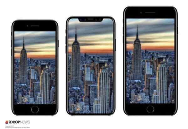iPhone 8确定支持无线充电