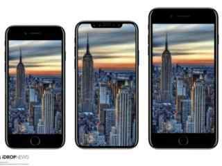 iPhone 8防水加无线充电功能确定