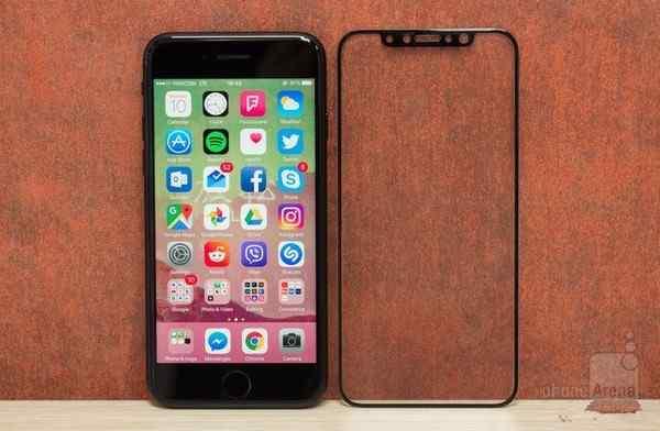 iPhone 8对比