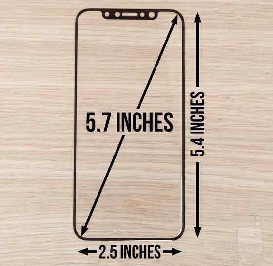 iPhone 8尺寸