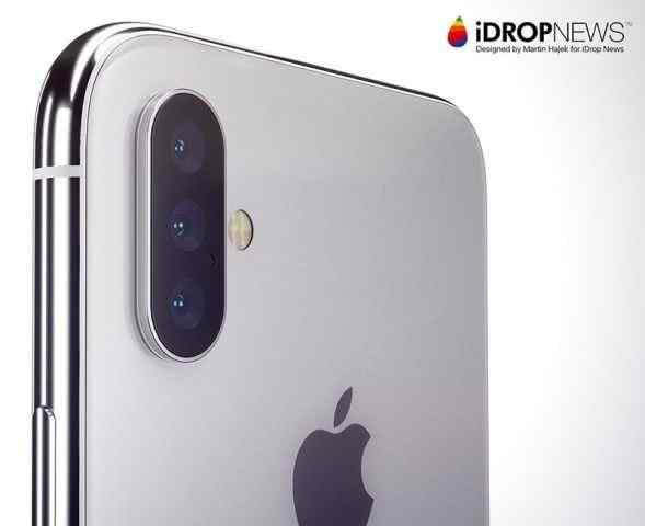 明年iPhone或将支持3倍光学变焦,可立体成像