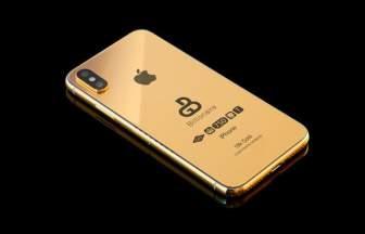 最新iPhone Xs 可以预定了?土豪金版本只要 87 万人民币!