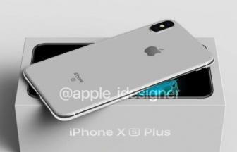 最新苹果手机iPhone Xs Plus颜色会和之前一样吗?