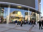 無人排隊!最新iPhone開賣為何與遭遇破發?