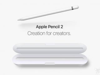 新一代Apple Pencil手写笔即将面世