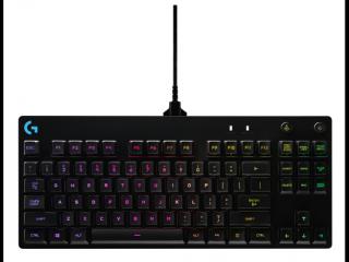 罗技推出机械游戏键盘新品G Pro 仅售129 美元
