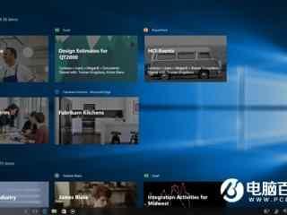 失望!Windows 10时间轴功能宣布跳票