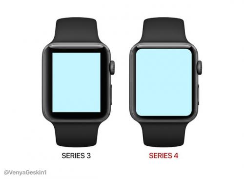 """""""全面屏""""Apple Watch来了?必须要买!"""