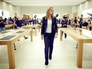 苹果女魔头安吉拉·阿伦茨从苹果离职 离职的真实原因是什么
