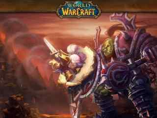 魔兽世界经典怀旧壁纸 魔兽世界7.0 魔兽世界电影