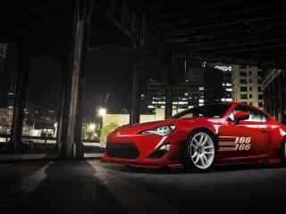 丰田极速超跑图片 丰田霸道概念汽车 丰田卡罗拉桌面壁纸