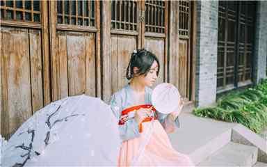 汉服古装美女壁纸 古风美女妩媚壁纸 古典美女图片