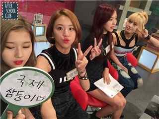 韩国女团桌面壁纸高清 长腿性感壁纸 性感美女图片