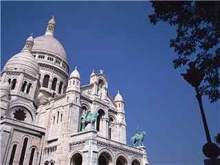 巴黎印象高清壁纸 巴黎城市摄影风光 埃菲尔铁塔