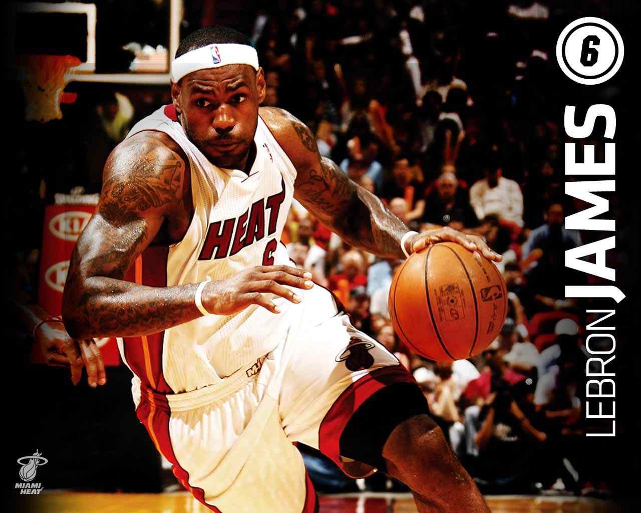 勒布朗詹姆斯 篮球巨星詹姆斯壁纸 詹姆斯图片