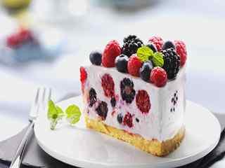 蛋糕巧克力诱人美食图片 甜点美食图片 饮料果汁美食图片