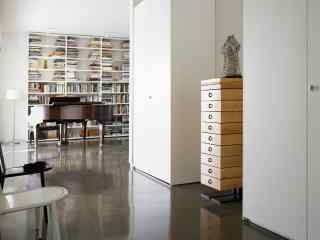 简约大方家居设计图片 时尚家居装修壁纸图 精美家居电脑桌面