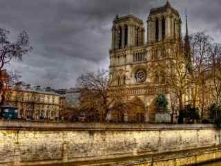 基督教堂图片 古建筑大教堂高清壁纸 神圣异国教堂图片