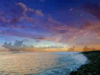 唯美晨光极光美图 摄影高清晨光壁纸 炫目极光精选图片