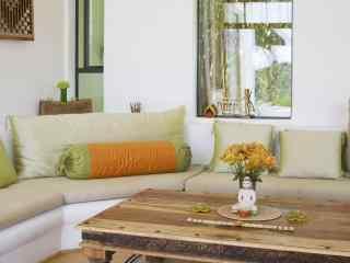 时尚家居壁纸 简约家居装修效果图 创意家居图片