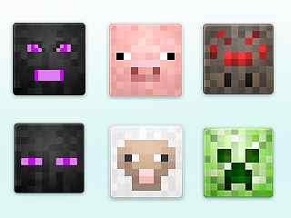 表情PNG电脑桌面图标 炫酷表情图标下载 精美可爱表情