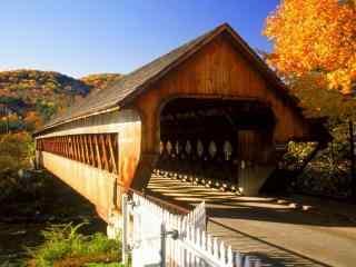 雄伟大桥建筑壁纸 拱桥高清桌面图片 长桥图片下载