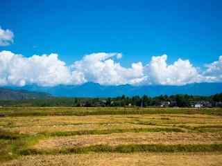 云南大理自然风光图片 云南自然风景壁纸 旅游胜地风景电脑桌面下载