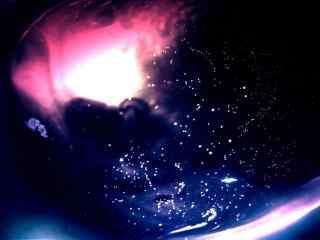 吞噬星空图片 星空创意桌面壁纸 炫彩星空图片下载