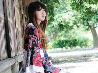 日本清纯女神图片 日本美女高清写真桌面壁纸 美女壁纸