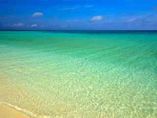 西沙群岛旅游风景 美丽的西沙群岛高清桌面壁纸