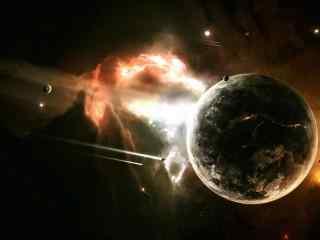 最美宇宙奥秘桌面壁纸 宇宙奥秘图片下载 神奇宇宙图