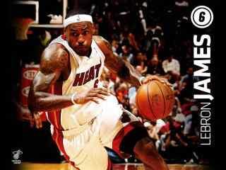 勒布朗詹姆斯篮球桌面壁纸 篮球巨星詹姆斯图片 詹姆斯桌面