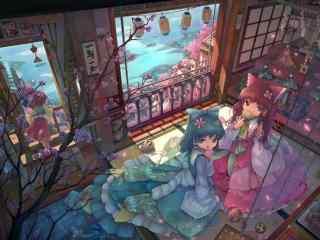 网游地下城与勇士高清桌面壁纸 DNF游戏人物高清壁纸下载