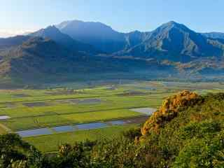 夏威夷海岛图片下载 浪漫海岛风景桌面壁纸 夏威夷自然风景桌面