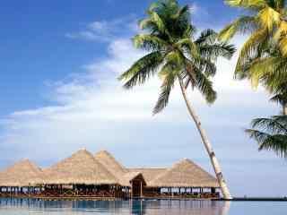 浪漫岛屿图片下载 岛屿风景桌面壁纸 自然风景桌面